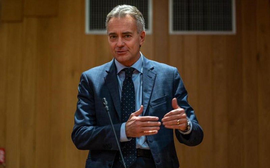 L'assessore regionale all'Agricoltura Gianluca Gallo