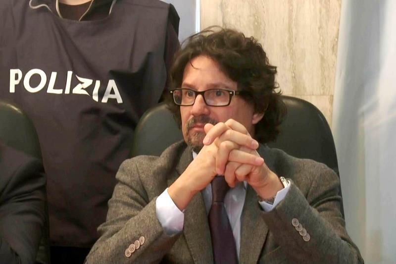 Il procuratore capo Giovanni Bombardieri