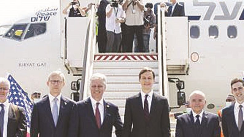 "Israele nella nuova ""Nato araba"" mirino puntato su Iran e Erdogan"