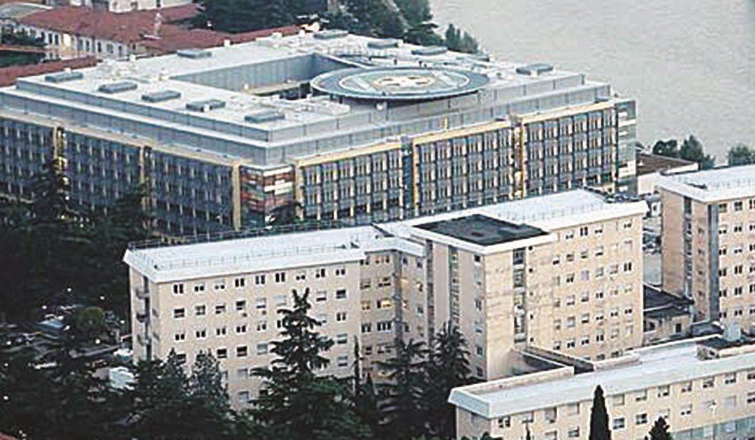 L'ospedale Borgo Trento di Verona