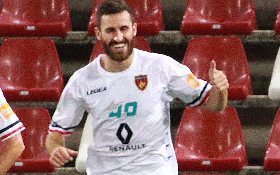 Luca Bittante ha firmato col Cosenza fino al 2022