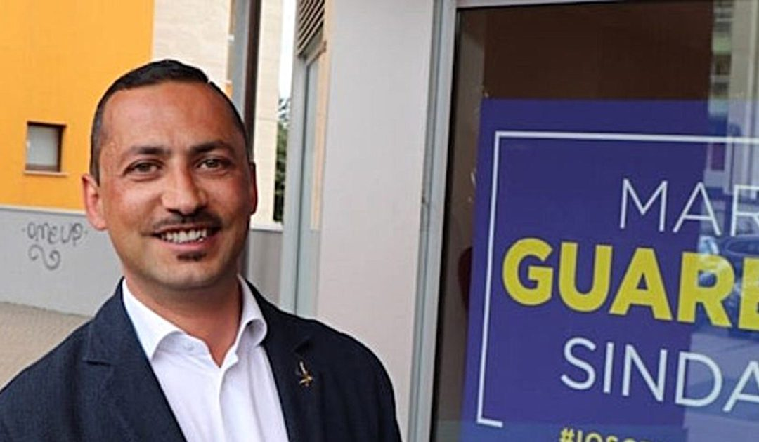 Il sindaco di Potenza Mario Guarente