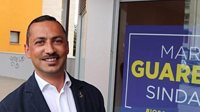 Caso Napoli, il sindaco Guarente: «Parole fuori dalla realtà»