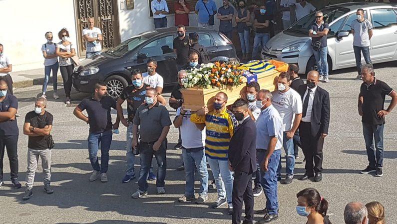 Morte Francesco Sorbilli, tanta commozione alle esequie