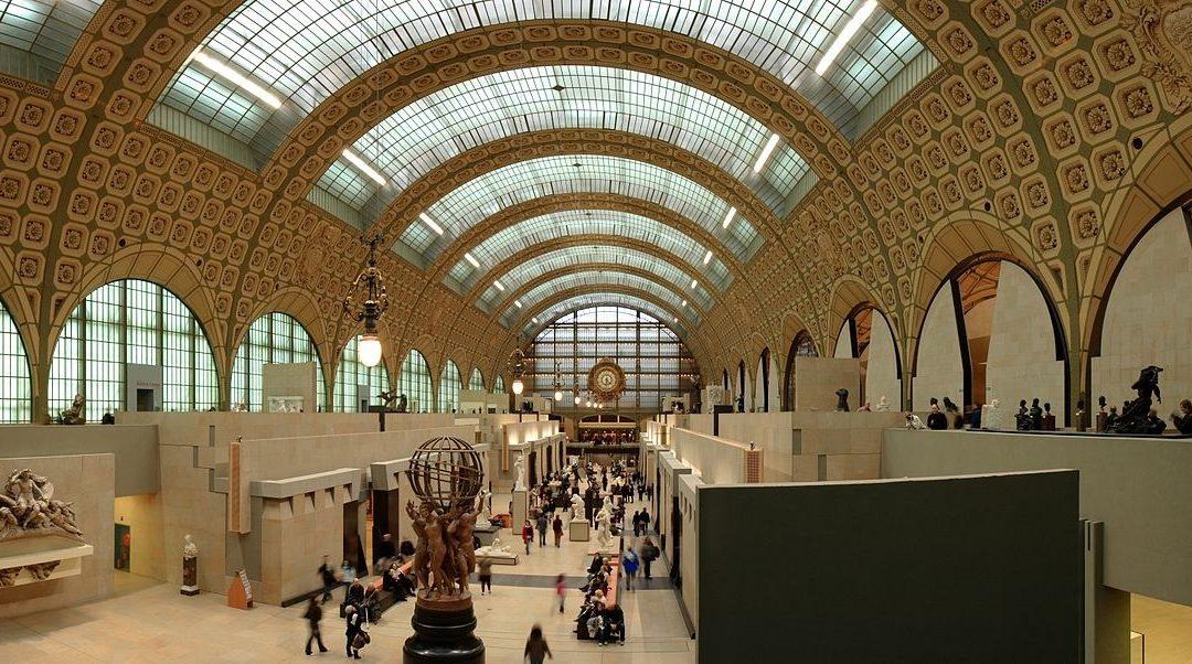 Il Museo d'Orsay a Parigi