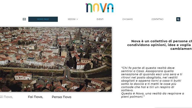 """A Cosenza nasce """"Nova"""", un «collettivo di idee» per riportare il """"confronto"""" nel cuore della società - VIDEO"""