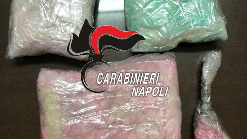 Poggioreale: nel trolley un chilo di cocaina. 39enne arrestato dai Carabinieri