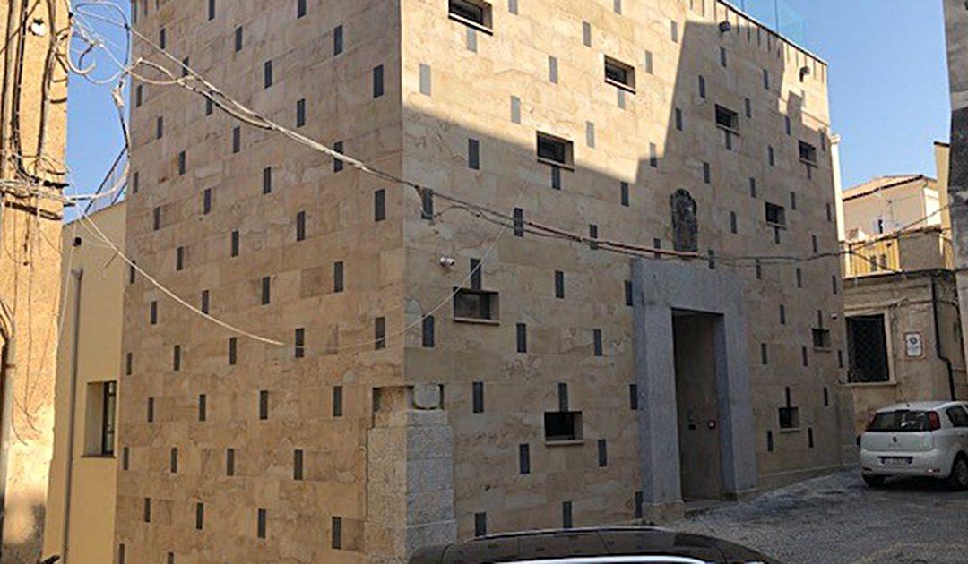 Completati i lavori al Palazzo dell'Arte del Teatro di Pizzo, la soddisfazione del progettista