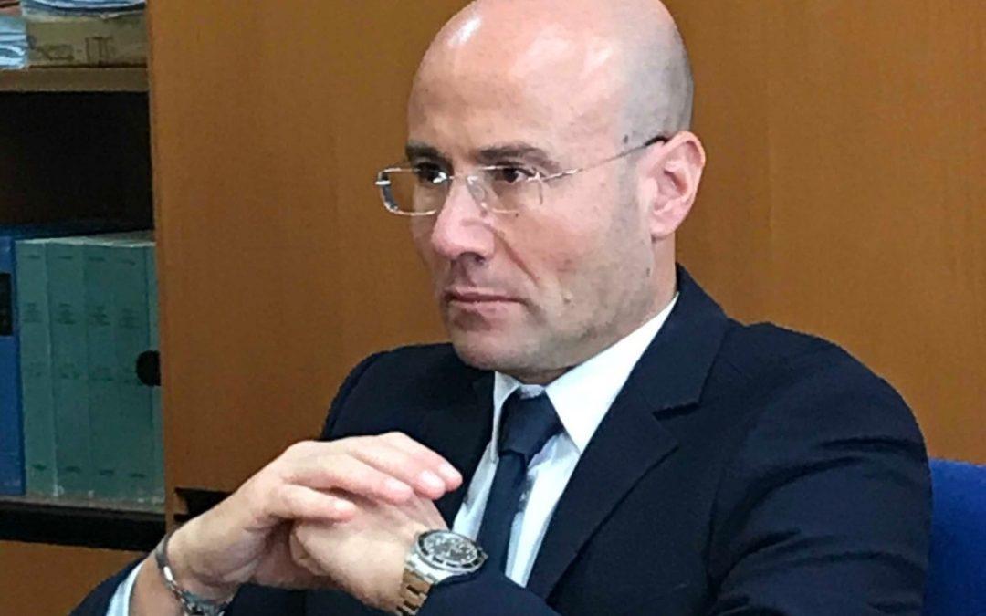 Il procuratore di Paola Pierpaolo Bruni