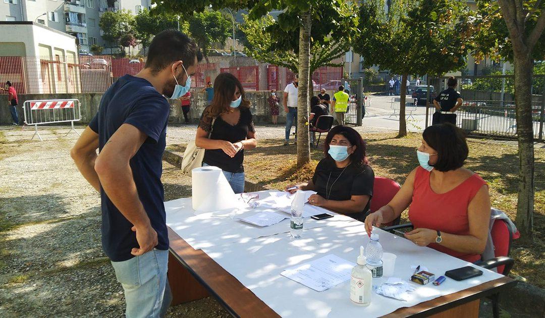 Coronavirus in Calabria, a Gimigliano parte lo screening della popolazione