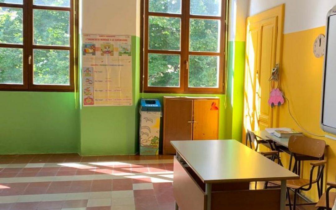 Coronavirus nel Catanzarese, scuole chiuse a Cropani. Ricoverato un uomo di Belcastro