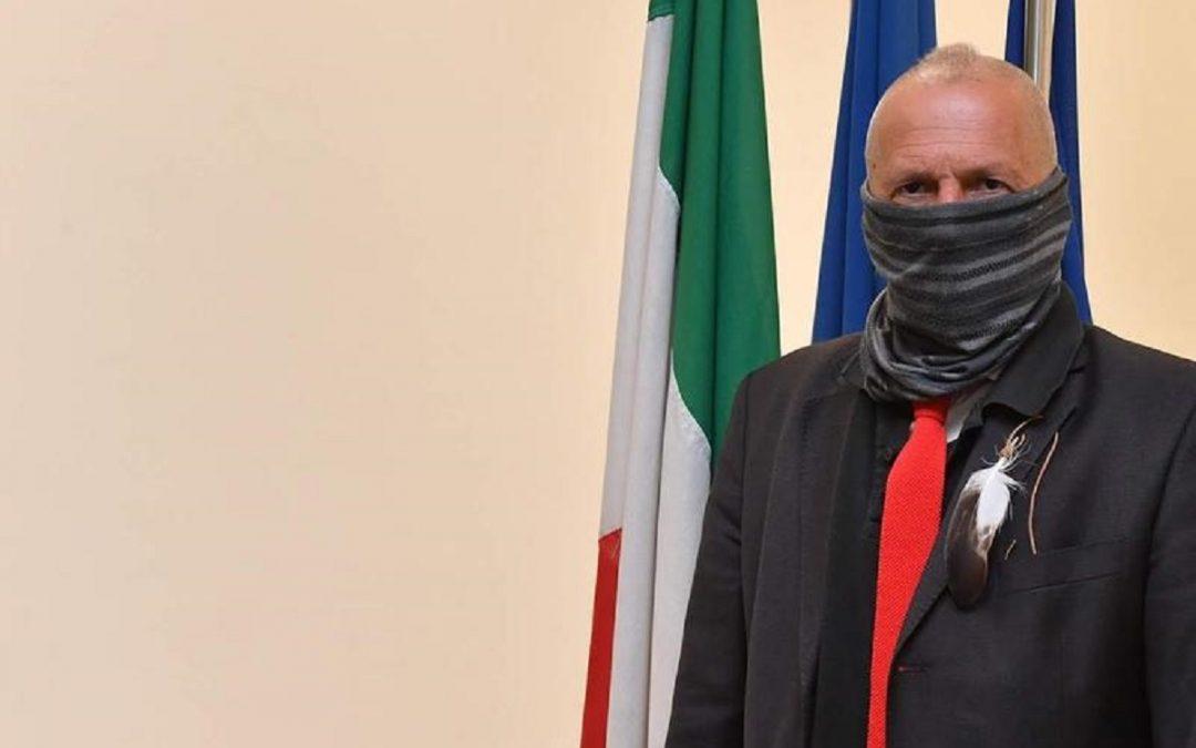 L'assessore regionale all'Ambiente Sergio De Caprio