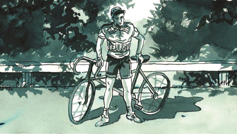 Il baronetto Simpson e il doping sul Ventoux