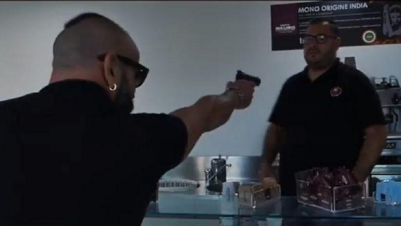 La Reggina presenta Thiago Cionek con un video... che finisce con un omicidio