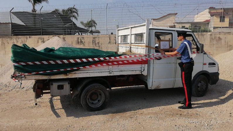 Afragola: sicurezza ambientale, i carabinieri sequestrano 2 mezzi e denunciano 1 uomo