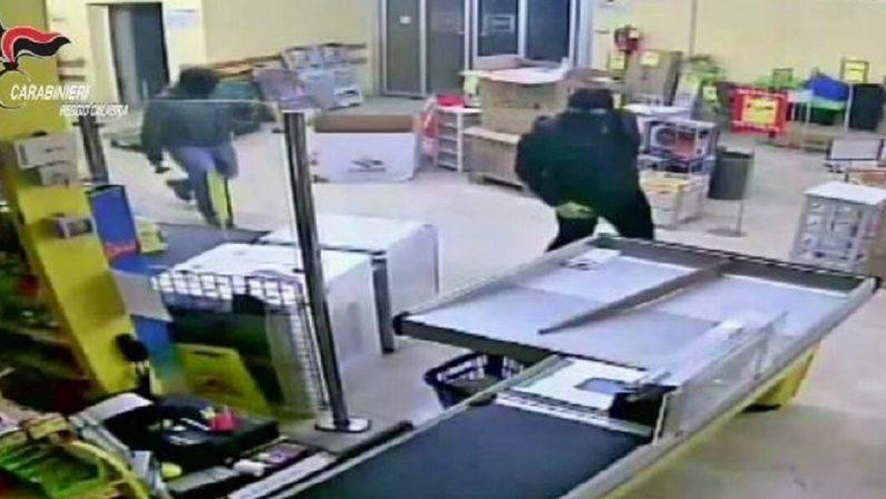 """Nuovo arresto per il presunto leader della """"Banda del buco"""": progettava assalti ai bancomat nel Reggino"""