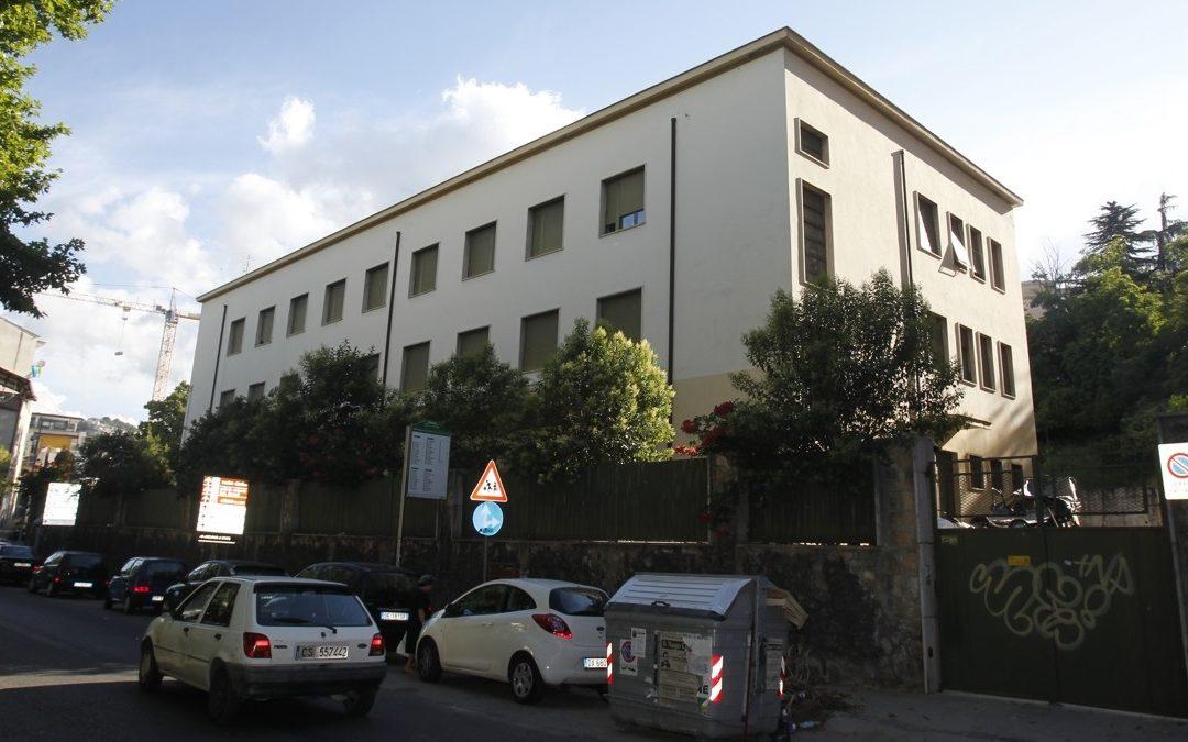 L'istituto delle Canossiane di Cosenza