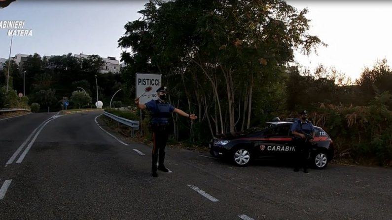 Traffico di droga in Basilicata, arrestate 23 persone dai carabinieri