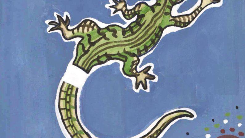 La coda della lucertola