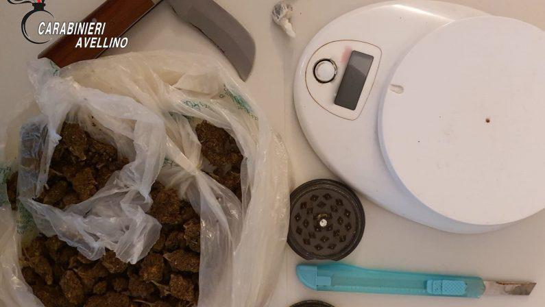 Sorpreso in possesso di droga, denunciato 40enne per spaccio