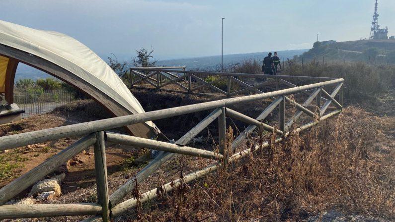 Vibo Valentia, Parco Archeologico del Cofino: arriva la videosorveglianza