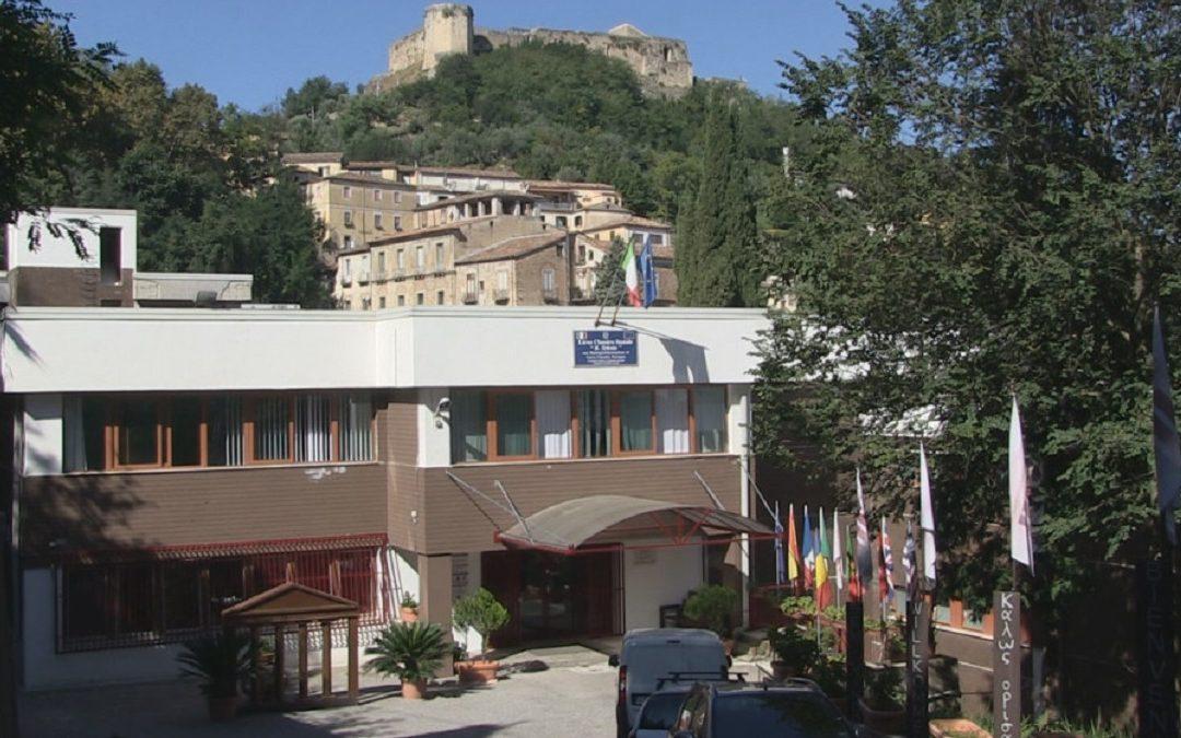 """Il liceo """"Telesio"""" di Cosenza"""