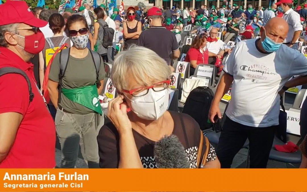 """Furlan """"Recovery Fund non va sprecato"""""""