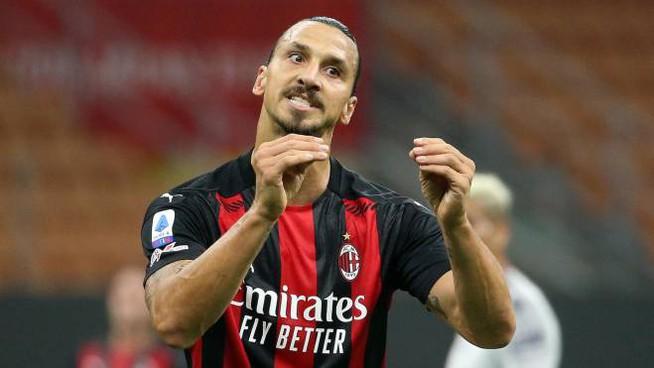 Serie A, Ibrahimovic positivo al coronavirus. Salta la sfida di domenica con il Crotone