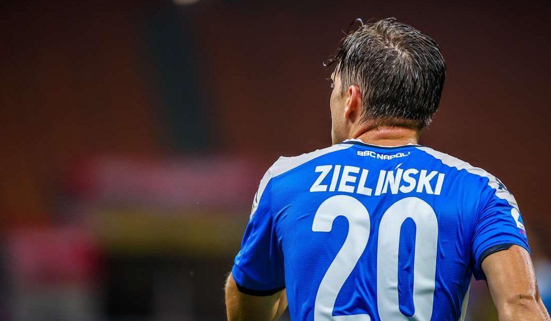 Serie A, Covid al Napoli: Zielinski e un collaboratore positivi