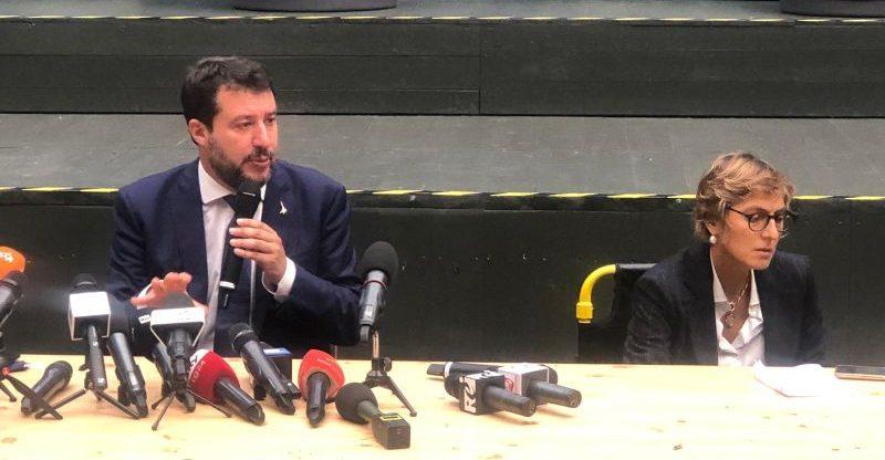 """Caso Gregoretti, Salvini: """"Non ho agito da solo"""". Il gup convoca Conte, Di Maio e Lamorgese"""