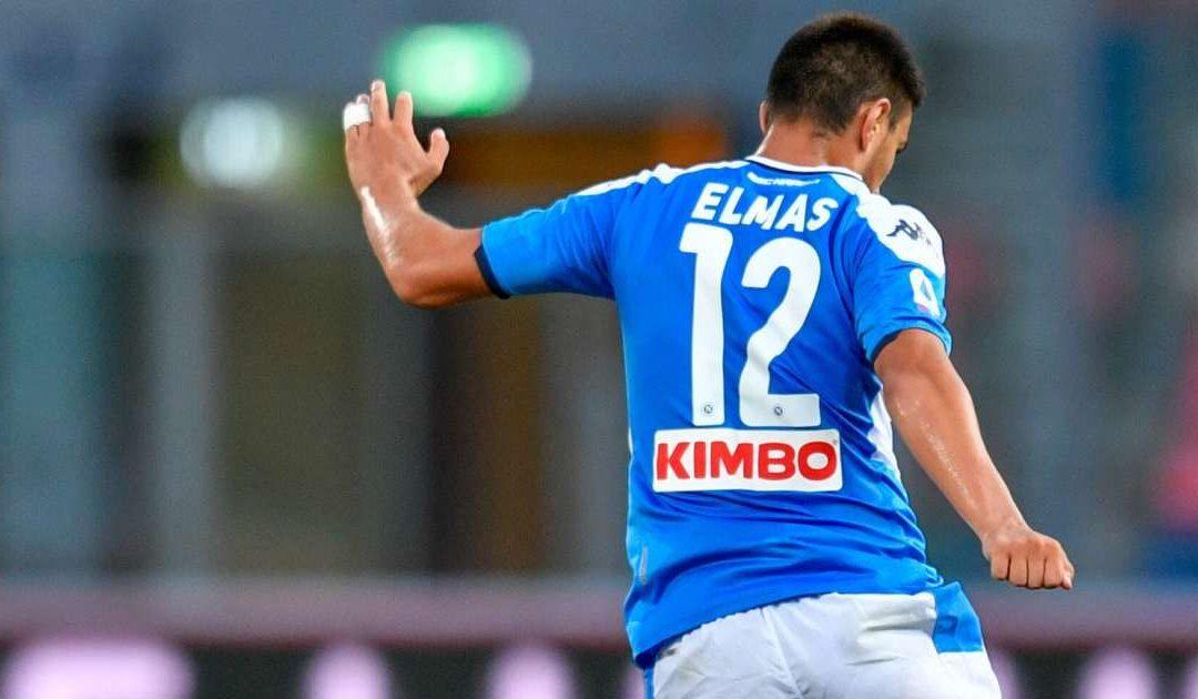 Serie A, secondo caso di contagio da coronavirus al Napoli: positivo Elmas