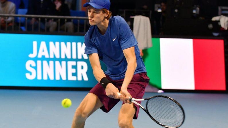 Tennis, al Roland Garros imprese di Sinner e Trevisan: volano ai quarti