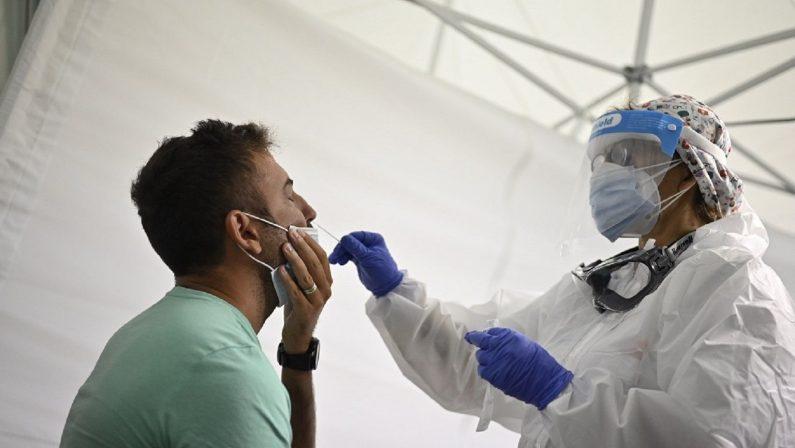 Coronavirus, in Sicilia 128 nuovi casi e 2 decessi