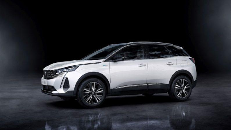 Pronte nel 2021 le nuove versioni dei SUV Peugeot 3008 e 5008