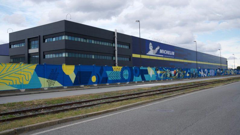 """Michelin, nuovo centro logistico a Torino """"La crescita continuerà"""""""