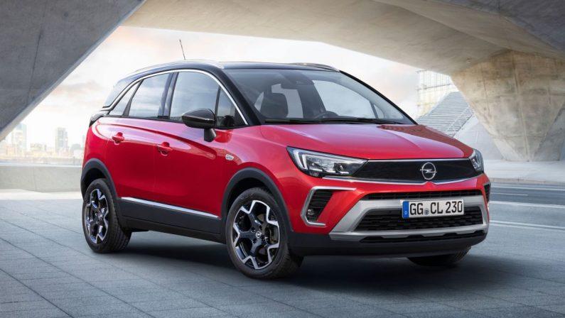 Nuovo Opel Crossland, molto più di un bel viso