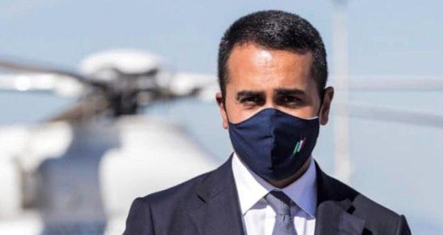 Coronavirus, Luigi Di Maio: «In Ue oltre 100 mila casi giornalieri, serve subito il Recovery Fund»