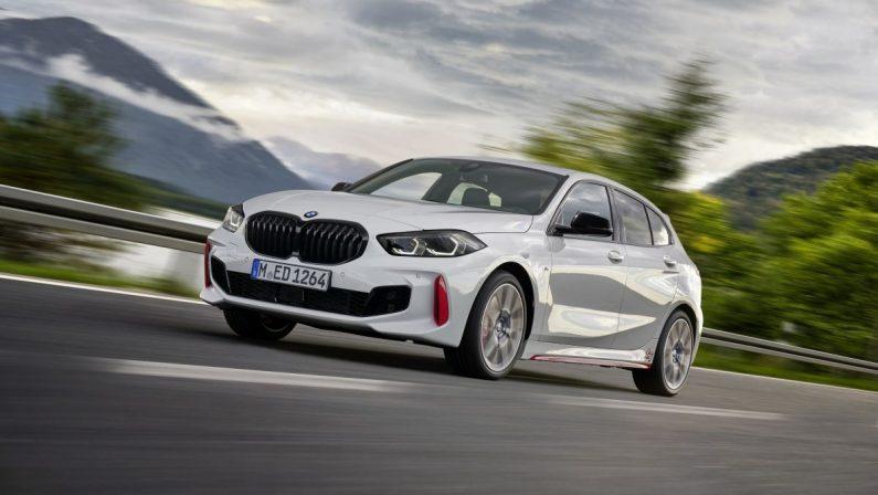 Con la BMW 128ti si amplia l'offerta della gamma della Serie1