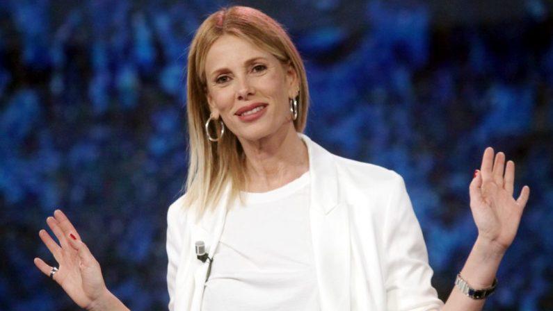 Coronavirus, Alessia Marcuzzi risultata positiva al coronavirus