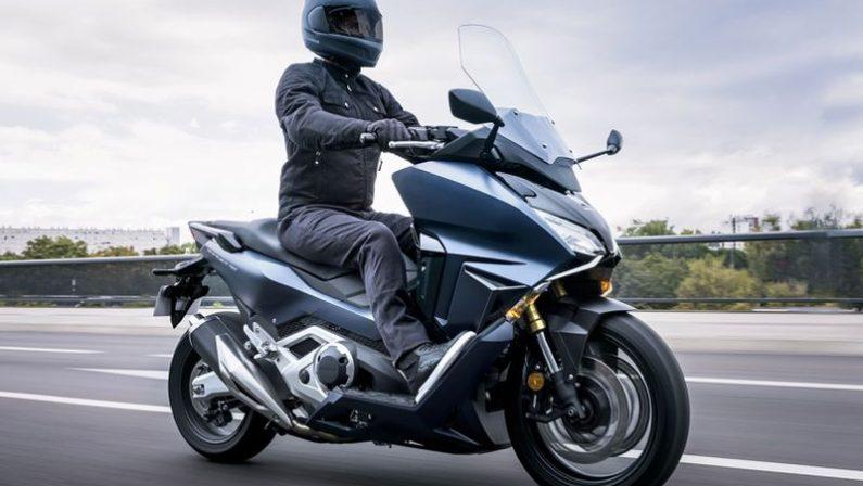"""Honda, famiglia """"Forza"""" si arricchisce con tre nuovi scooter"""