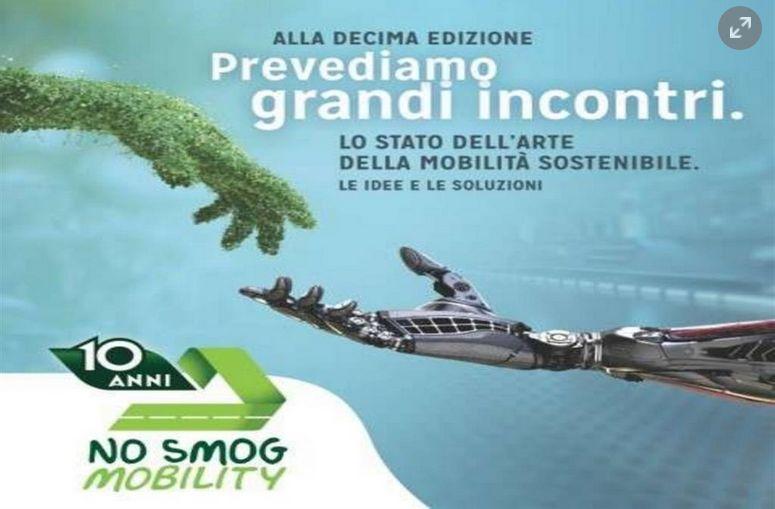 Al via 10^ edizione di No Smog Mobility