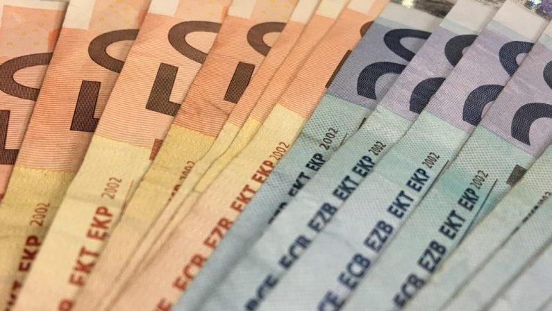 Fisco, entrate in netto calo nei primi 8 mesi del 2020