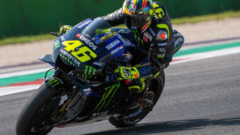 Motomondiale 2020: Valentino Rossi positivo al coronavirus