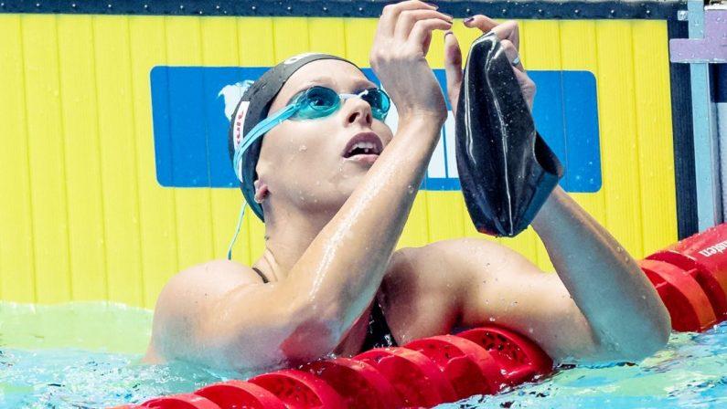 Nuoto, Federica Pellegrini positiva al coronavirus: «Brutta notizia»