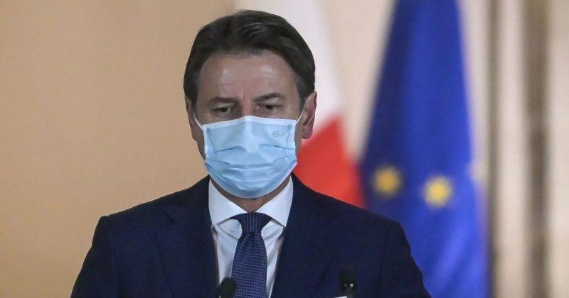 VIDEO - La conferenza stampa del presidente Giuseppe Conte del 25 ottobre 2020