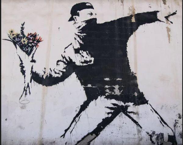 """Arriva al cinema """"Banksy – L'arte della ribellione"""""""