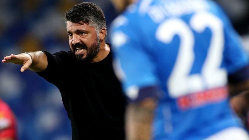 Europa League, Napoli ko all'esordio, Az Alkmaar vince al San Paolo