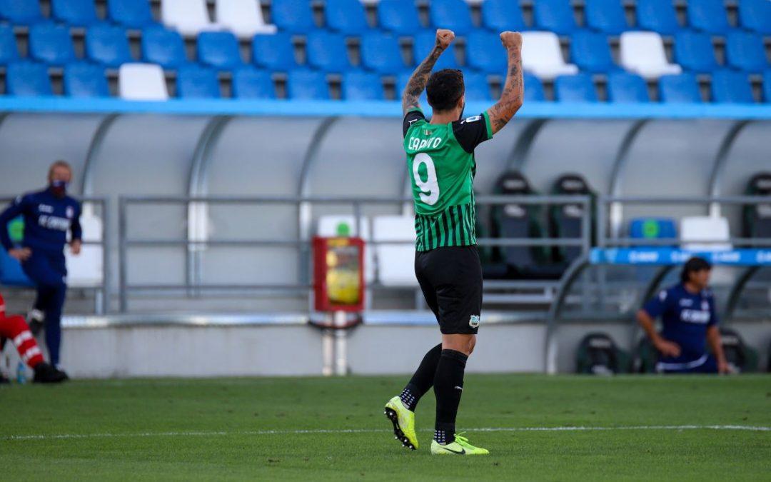 Reti ed emozioni, tra Sassuolo e Torino finisce 3-3