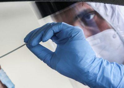 Tamponi coronavirus covid