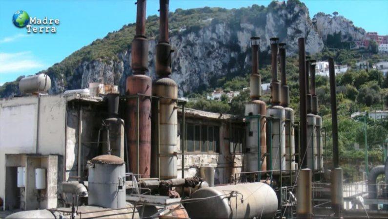 Madre Terra – Capri, dopo 13 anni stop alla centrale inquinante